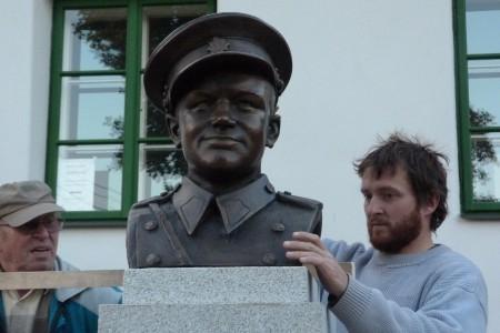 Busta Jana Kubiše